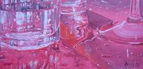 Glas, Monochrom, Wein, Licht