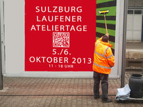 Sulzburg, Ateliertage, Freiburg, Oktober