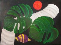 Temperamalerei, Malerei, Ölmalerei, Masarie