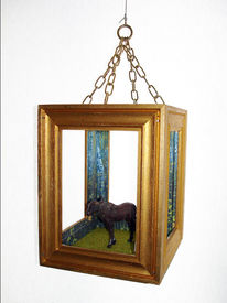 Objekt, Skulptur, Assemblage, Surreal