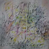 Abstrakt, Malerei, Farben, Gemälde