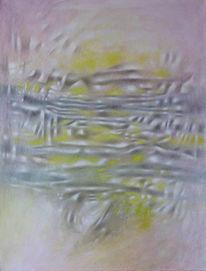 Landschaft, Malerei, Abstrakt