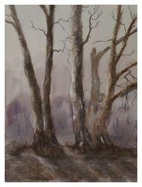 Malerei, Landschaft, Gemälde, Landschaftsmalerei