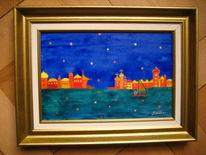 Naiv, Meer, Einsamkeit, Stadt