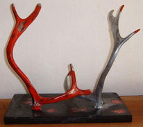 Skulptur, Surreal, Plastik, Tanz