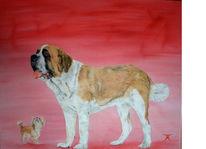 Ölmalerei, Malerei, Groß