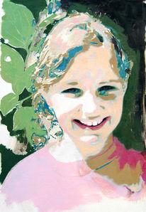 Pop art, Portrait, Porträtmalerei, Popart
