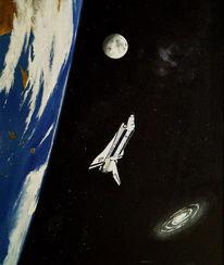 Kreta, Universum, Mond, Stern