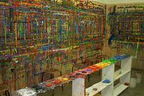 Freiheit, Malen, Menschen, Atelier