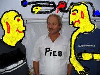 Prost, Sraßenfest, Freunde, Pinnwand