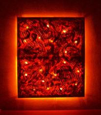 Malerei, Energie, Licht