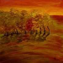 Herbst, Stimmung, Jahreszeiten, Malerei