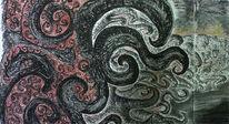 Pastellmalerei, Kreide, Kohlezeichnung, Malerei