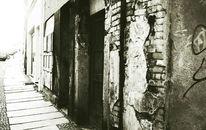 Straße, Fotografie, Haus, Neiße