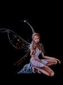 Malerei, Elfen