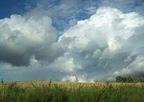 Mächtig, Wolken, Gedanken, Weite
