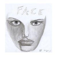Kohlezeichnung, Böse, Zeichnungen, Portrait