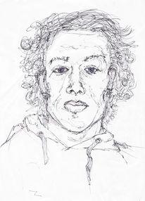 Skizze, Zeichnung, Akt, Zeichnungen