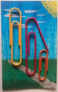 Acrylmalerei, Taschenkunst, Malerei,