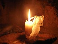 Licht, Feuer, Kerzen, Digitale kunst