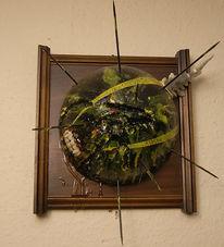 Eoxy, Skulptur, Acrylmalerei, Plastik