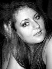 Portrait, Frau, Fotografie, Menschen
