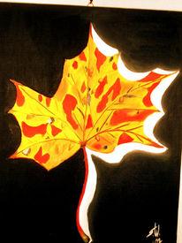 Malerei, Stillleben, Herbst