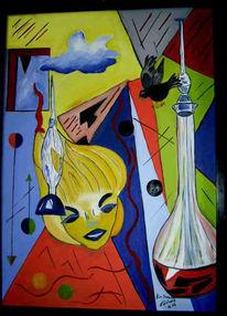 Traum, Malerei, Abstrakt