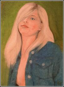 Weiblich, Malerei