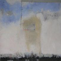 Erscheinung, Malerei, Abstrakt,