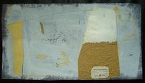 Abstrakt, Malerei, Zeit,