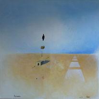 Traum, Surreal, Wüste, Abstrakt