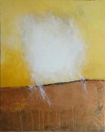 Malerei, Abstrakt, Tochter,