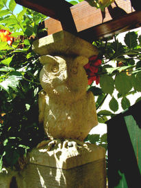 Skulptur, Kopf, Tiere, Plastik