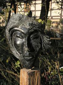 Figural, Plastik, Skulptur, Kopf