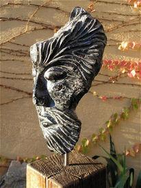 Skulptur, Götter, Figural, Kopf