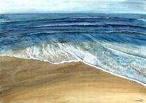 Wasser, Meer, Grafik