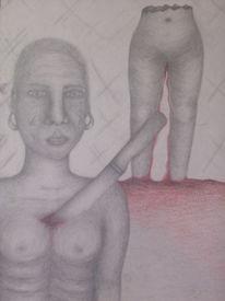 Frau, Sexualität, Genitalverstümmelung, Schmerz
