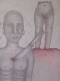 Leid, Frau, Sexualität, Genitalverstümmelung