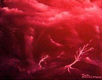 Malerei, Orkan
