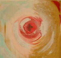 Spachtel, Abstrakt, Malerei, Acrylmalerei