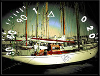 Cannes, Regatta, Mooring, Kompass