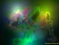 Digitale kunst, Abstrakt, Erscheinung