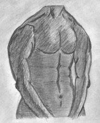 Körper, Oberkörper, Welten