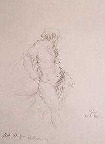 Skizze, Silen, Zeichnung, Zeichnungen