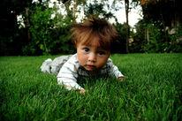 Kleinkind, Liebe, Augen, Frieden