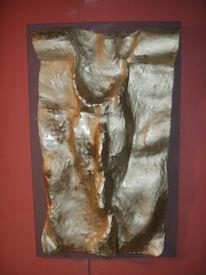 Grabtuch, Skulptur, Relief