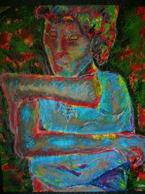 Acrylmalerei, Gemälde, Malerei