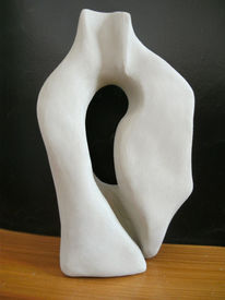 Skulptur, Torso, Surreal, Abstrakt