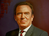 Gesicht, Acrylmalerei, Portrait, Politik
